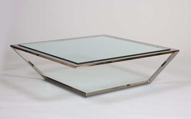 An Elegant PostModern Coffee Table Iliad - Post modern coffee table